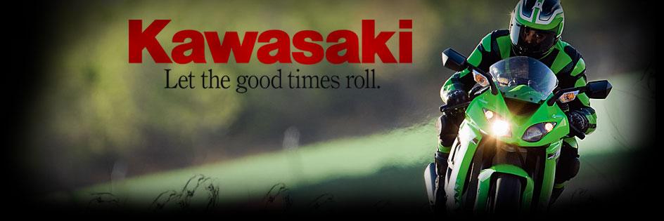 Тийм Грийн - мотоциклети, екипировка и сервиз - Екипировка  - KAWASAKI