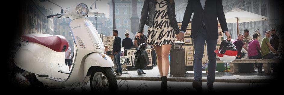 Тийм Грийн - мотоциклети, екипировка и сервиз - Piaggio