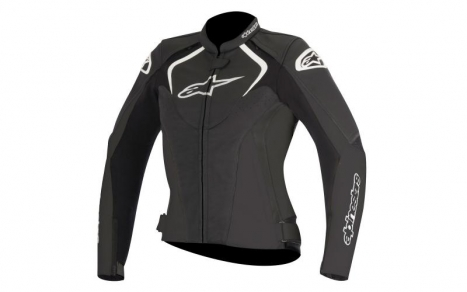 Alpinestars STELLA JAWS LEATHER JACKET