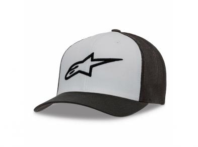 ALPINESTARS Дамска шапка AGE TRUC HAT BLACK/WHITE ALPINESTARS