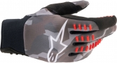 ALPINESTARS SMX-E GLOVES GRAY CAMO RED ALPINESTARS