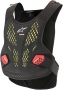 ALPINESTARS Протектор SEQUENCE CHEST PROTECKTOR ANTH BLACK RED ALPINESTARS