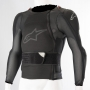 ALPINESTARS Протектор SEQUENCE PROTECKTION JACKET LONG SLEEVE BLACK ALPINESTARS