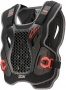 ALPINESTARS Протектор BIONIC ACTION CHEST PROTECTOR BLACK RED ALPINESTARS