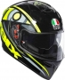 AGV AGV K-3 SV Solun 46 Helmet