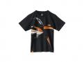 KTM Детска тениска KTM KIDS GEOMETRIC TEE