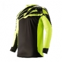 ACERBIS Тениска X-Gear 17 черен/жълт