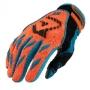 ACERBIS Ръкавици MX1 оранжев/син