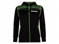 KAWASAKI Дамски суичър SPORTS HOODED SWEATSHIRT KAWASAKI