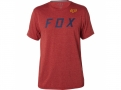 FOX Тениска GRIZZLED SS TECH TEE FOX