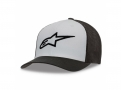 ALPINESTARS Дамска шапка AGE TRUC HAT BLACK/WHITE ALPINESTARS