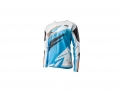 KTM GRAVITY-FX SHIRT BLUE/ORANGE КТМ