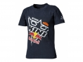KTM Детска тениска KIDS SQUARE TEE КТМ