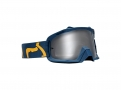 FOX Маска AIR SPACE GOGGLE - RACE NVY/YLW FOX