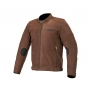ALPINESTARS Кожено яке WARHORSE LEATHER JACKET ALPINESTARS