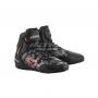 ALPINESTARS Обувки FASTER-3 SHOES BLACK GREY CAMO RED FLUO ALPINESTARS