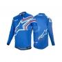 ALPINESTARS Блуза RACER BRAAP JERSEY BLUE