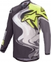 ALPINESTARS RACER FLAGSHIP JERSEY OF BLACK MULTICOLOR ALPINESTARS