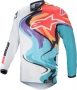 ALPINESTARS RACER FLAGSHIP JERSEY OF WHITE MULTICOLOR ALPINESTARS